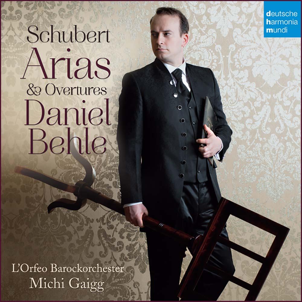 Schubert Arias Overtures
