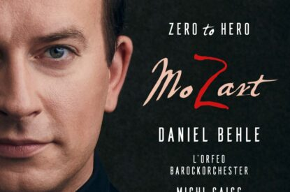 Cover Behle MoZart