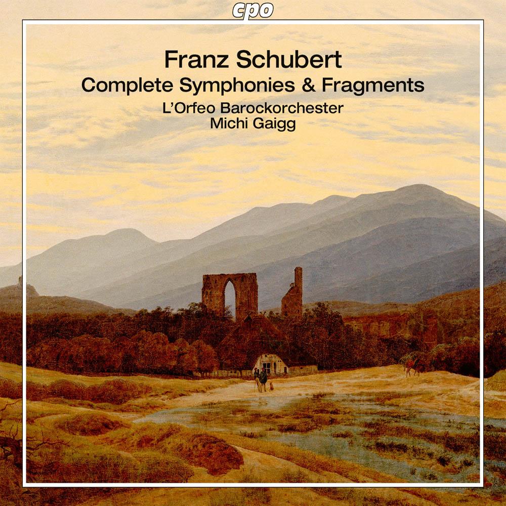 Schubert Complete Symphonies & Fragments
