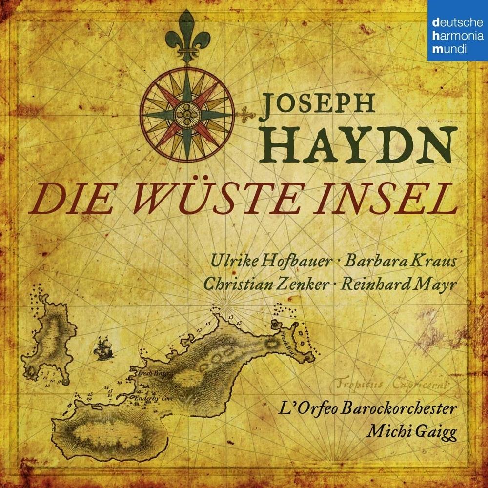 Haydn Die Wüste Insel