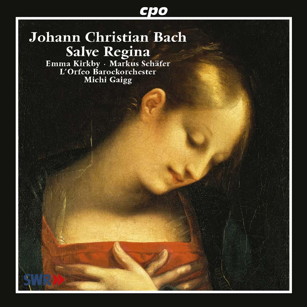 Johann Christian Bach Salve Regina