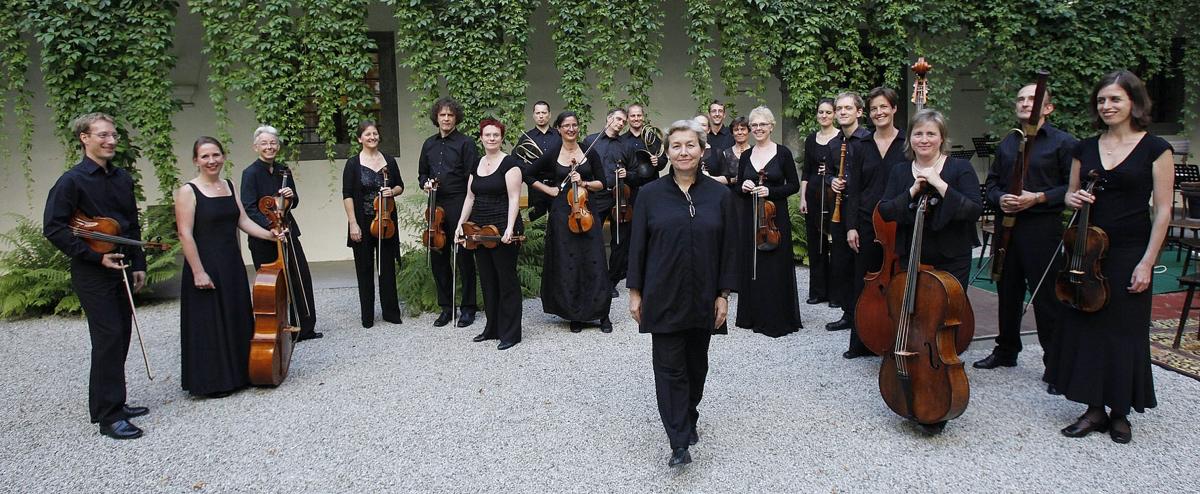 L'Orfeo Barockorchester, Michi Gaigg