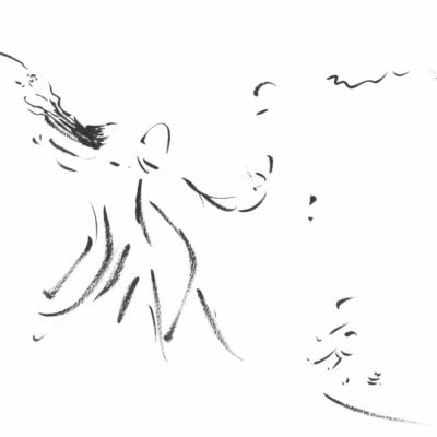 Lanner Fliegen