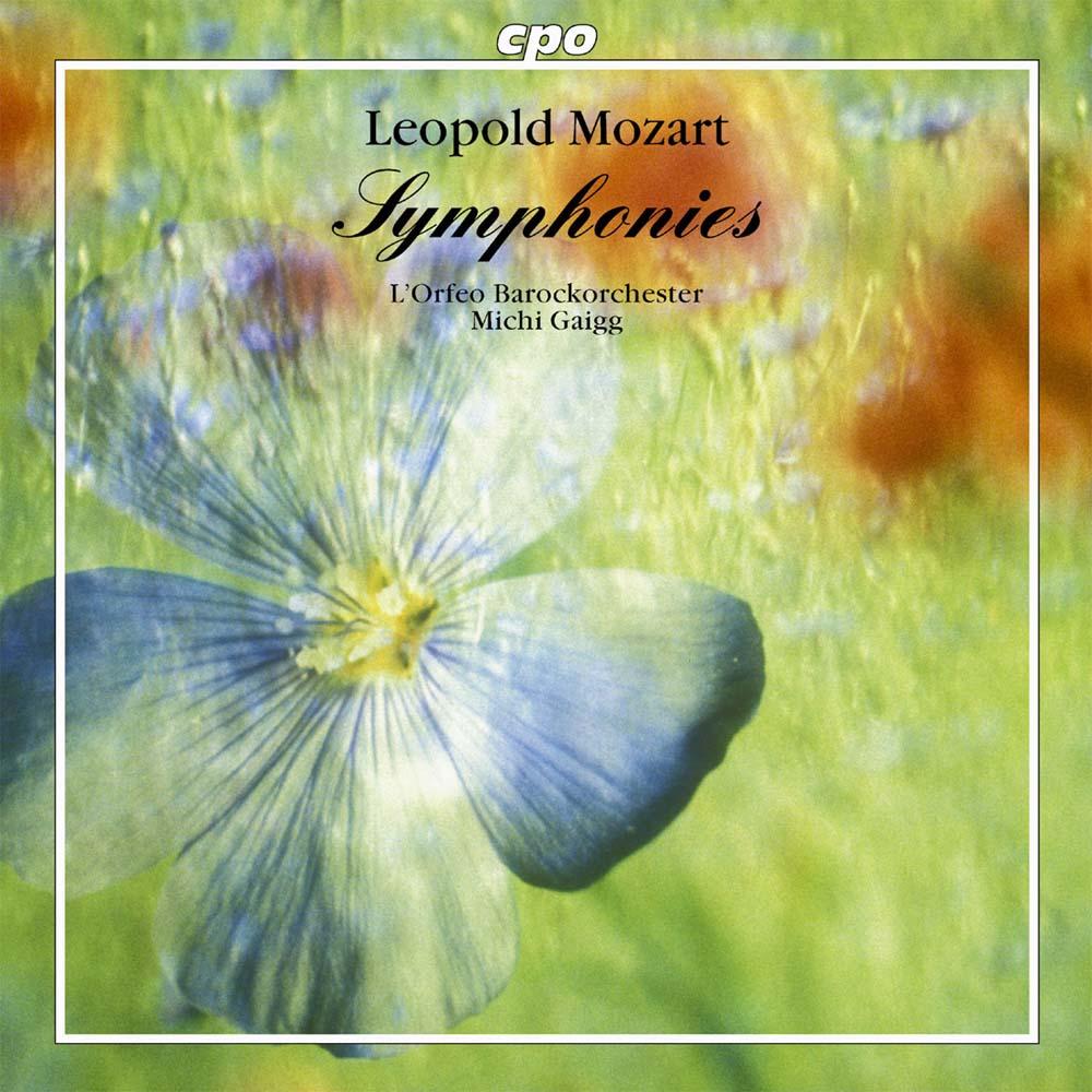 Leopold Mozart Symphonies
