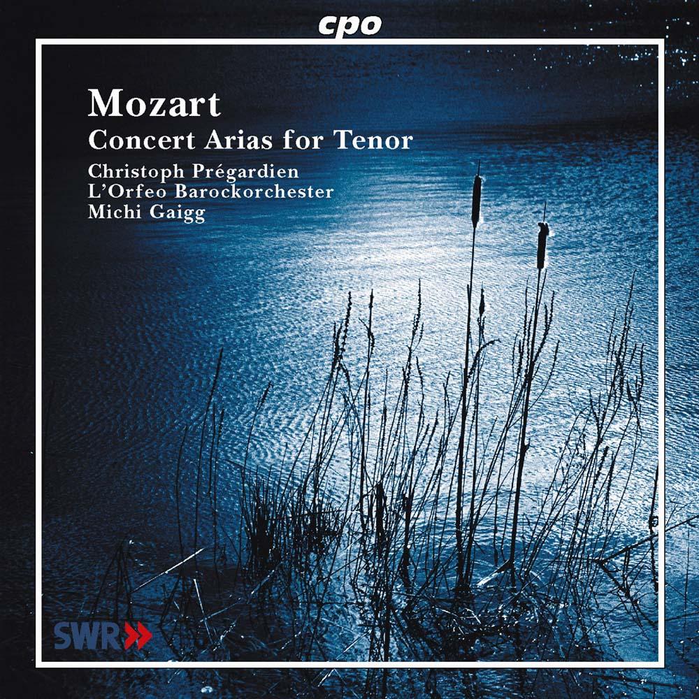 Mozart Konzertarien Für Tenor