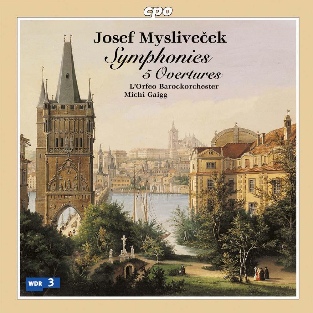 Myslivecek Symphonies Overtures