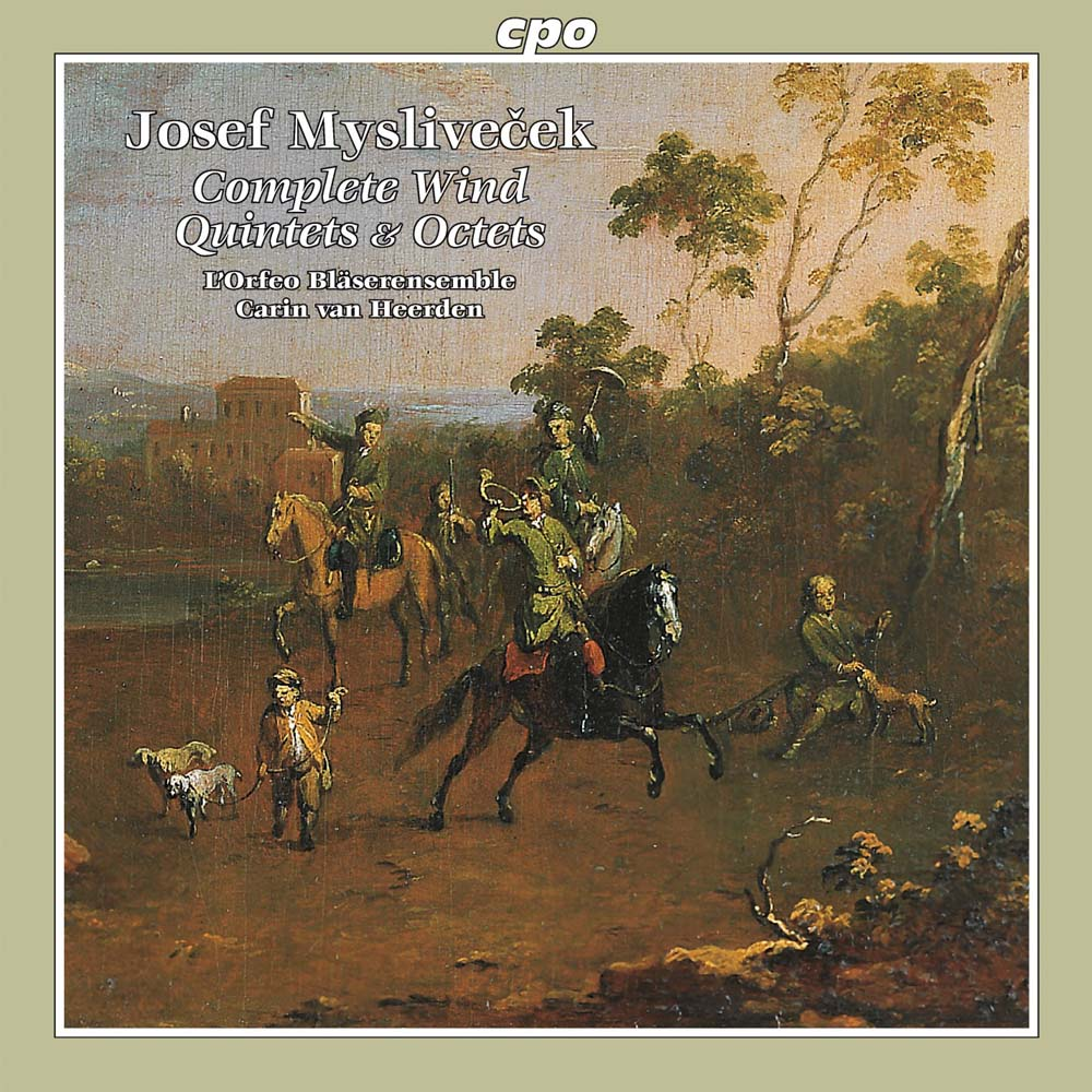 Myslivecek Wind Quintets And Octets