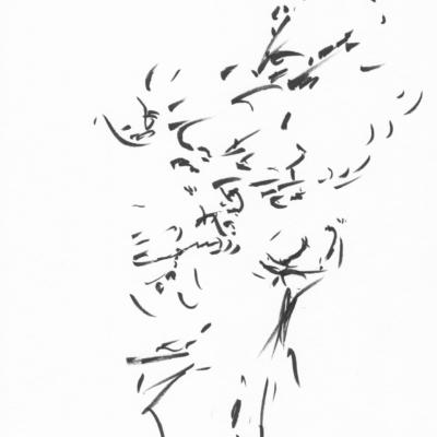 Rameau Michi Die Tänzerin 0001
