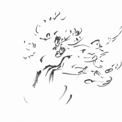Rameau Michi In Pose Landschaft 0002