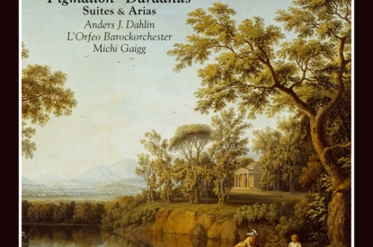 Rameau - Pigmalion, Dardanus: Suites & Arias