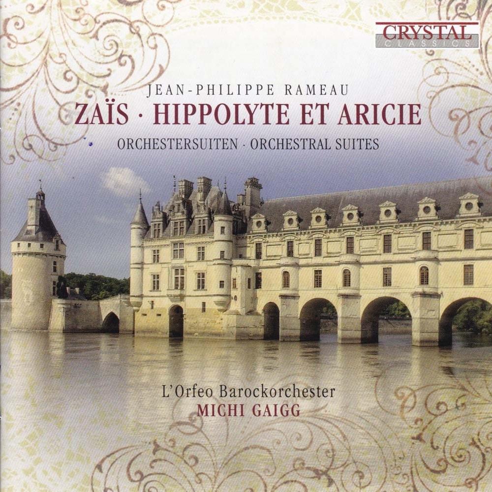 Rameau Zais Hippolyte