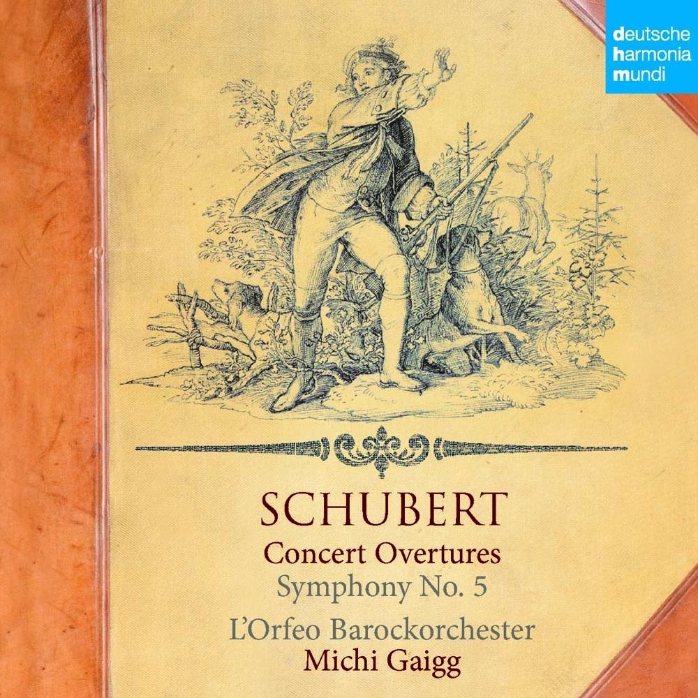 Schubert Concert Overtures