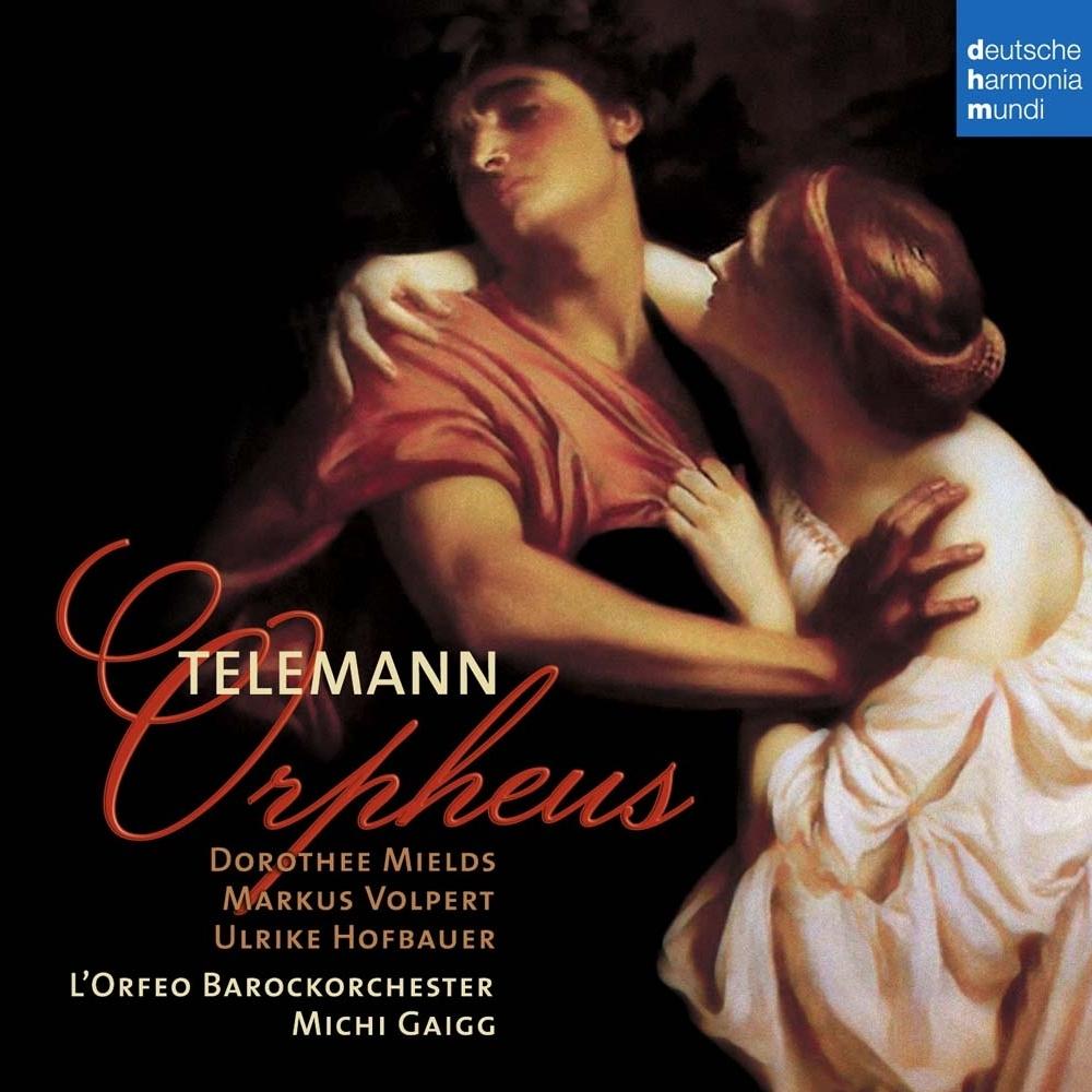 Telemann Orpheus