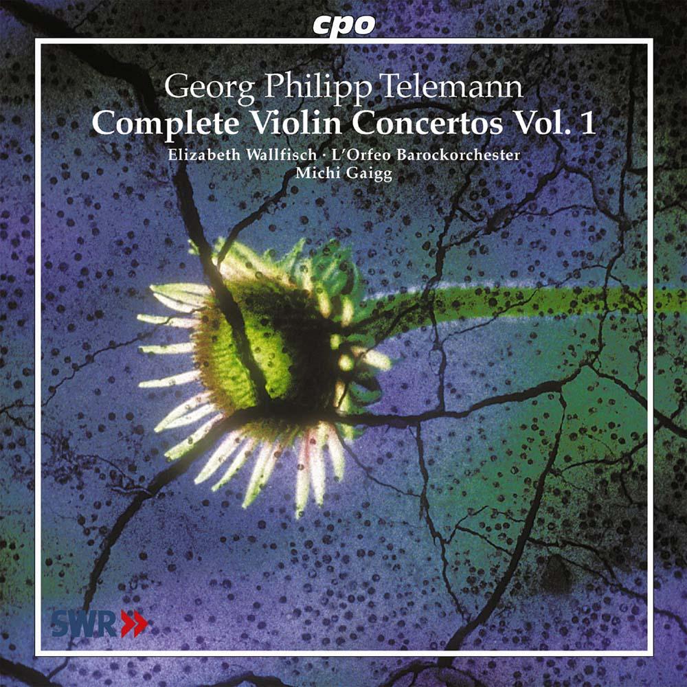 Telemann Violin Concertos Vol. 1