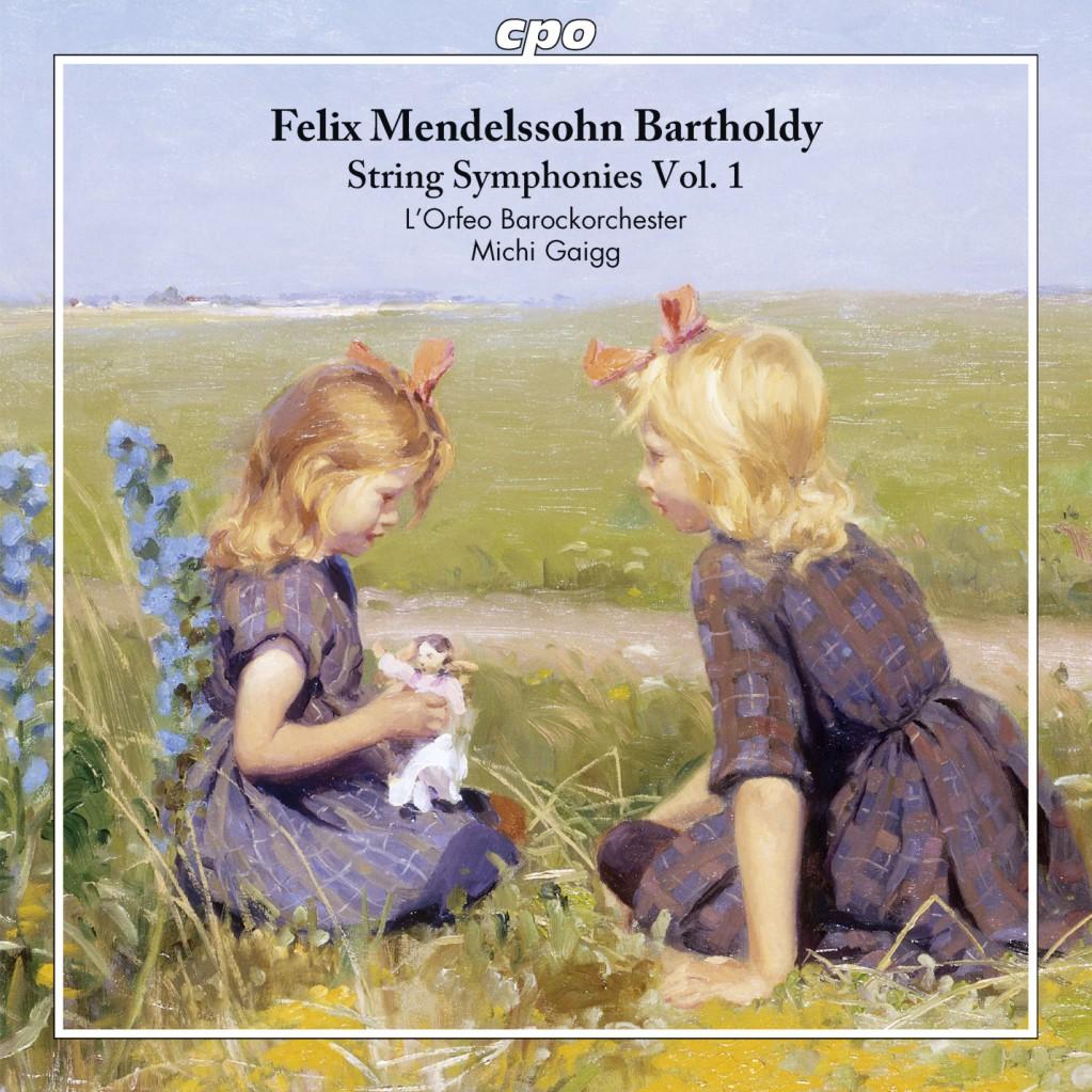 Felix Mendelssohn Bartholdy - Streichersinfonien Vol. 1